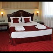 Бронирование отелей online, Одноместный номер в 4 **** отеле Киева фото
