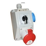Устройство вводно-распределительное ZI с выключателем 0-I фото