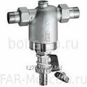 """Фильтр 1/2"""", НР-НР, без манометра, 100 мкм, хромированный, артикул FA 3943 12100 фото"""