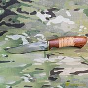 Нож Скорпион 95*18 береста фото