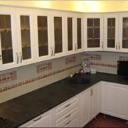 Производство встроенной кухонной мебели Киев фото