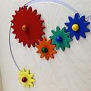 РеаМед Панель для игровых зон Лабиринт-шестеренки арт. RM13996 фото