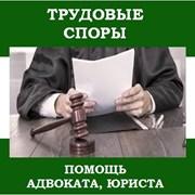 Адвокаты по трудовым спорам. фото
