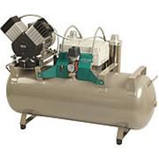 Стоматологический компрессор DK 50 2V/110 S, EKOM (Словакия) фото
