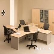 Офисная мебель Асер фото