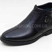 Ботинки мужские CARLO DELARI чёрного цвета 22 фото