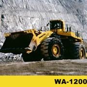 Погрузчик WA-1200-3 фото
