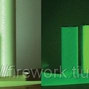 Плёнка люминесцентная фото