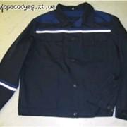 Куртка рабочая прямого силуэта, Модель РО-08 фото
