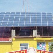 Модули солнечные поликристаллические фото