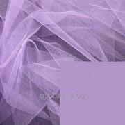 Фатин мягкий, цвет светло-лиловый - 3 метра ширина фото