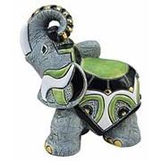 """Статуэтка """"Слон"""" 10х14х8см. арт.DR-SW-013 De Rosa фото"""