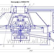 Центрифуга фильтрующая вертикальная шнековая ФВШ - 950 фото