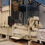 Пресс автоматический для вторсырья (макулатуры, ПЭТ) ВОА 2040, 55тонн фото