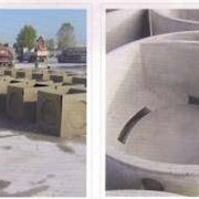 Вибропрессовое оборудование для изготовления мелкогабаритных бетонных изделий фото