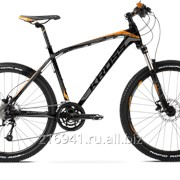 Велосипед Kross Level A4 (2014) серый фото