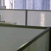Перегородки офисные фото