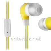 Гарнитура Defender Pulse 430 White/Yellow (63432) фото