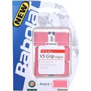Обмотка для ракеток BABOLAT VS Grip Original x 3 pink 653014 фото
