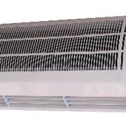 Тепловые завесы Neoclima с водным калорифером фото