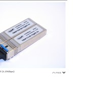 Оптический трансивер SFP WDM TBSF13-3-12gSC-3c фото