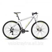 "Велосипед 29"" PRIDE XC-29 MD бело-зеленый матовый SKD-14-28 фото"