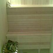 Строительство саун и бань. фото
