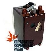 Взрывная машинка КПМ-3 (поверка, гарантийное обслуживание) фото