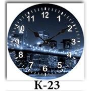 Часы K-23, 32х32 фото