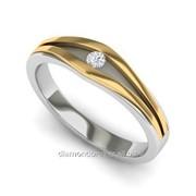 Кольца с бриллиантами W42899-1 фото
