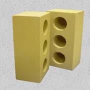 Кирпич силикатный желтый фото