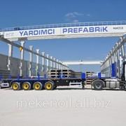 Платформы грузовые - трейлеры фото