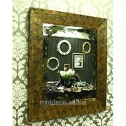Рамы для зеркал из итальянского металлического багета фото