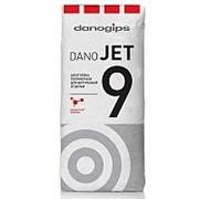 Шпатлевка Danogips DanoJet 9 полимерная 20 кг фото
