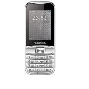 Мобильный телефон Texet, TM-D45, металлик фото