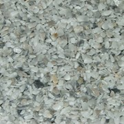 Мраморная крошка серая 2х5,5х10 фото
