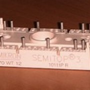 Модуль Semitop 3 (два однофазных АС-ключ) SK70WT12 фото