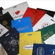 Изготовление Пакетов полиэтиленовых с логотипом фото