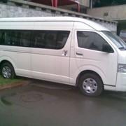 Услуги микроавтобусов предст. класса в Алматы! фото