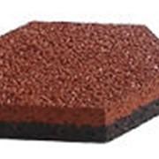 Резиновые полиуретановые покрытия для открытых площадок РАНФЛОР 2S фото