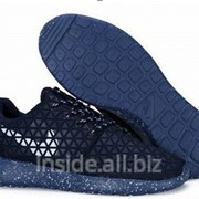 Кроссовки Nike Roshe Run Metric Navy 42 фото