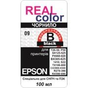 Чернило RealColor Black 100мл фото