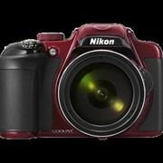 Фотоаппарат Nikon Coolpix P600 красный фото