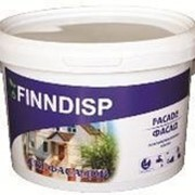 Водоэмульсия FINNDISP Econom для внутренних работ Желтый фото