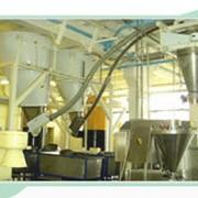 Оборудование для сыпучих и жидких материалов большой выбор силосов, бункеров, систем транспортирования, растаривания, аэрации, сопутствующего оборудования фото