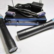 Новые микрофоны ЕW-100 для пения фото