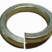 Шайба пружинная ГОСТ 6402-70 для крепежа с размером резьбы от М 6 до М 30Номинальный диаметр 18 фото