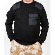 Форменный свитер (тонкий) фото