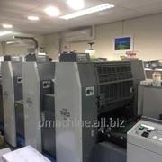 4-красочная печатная машина RYOBI 524GX, б/у 2008 фото