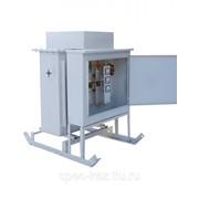 Трансформатор прогрева бетона КТПТО-80.0 (входной автомат, панель приборов и индикации)